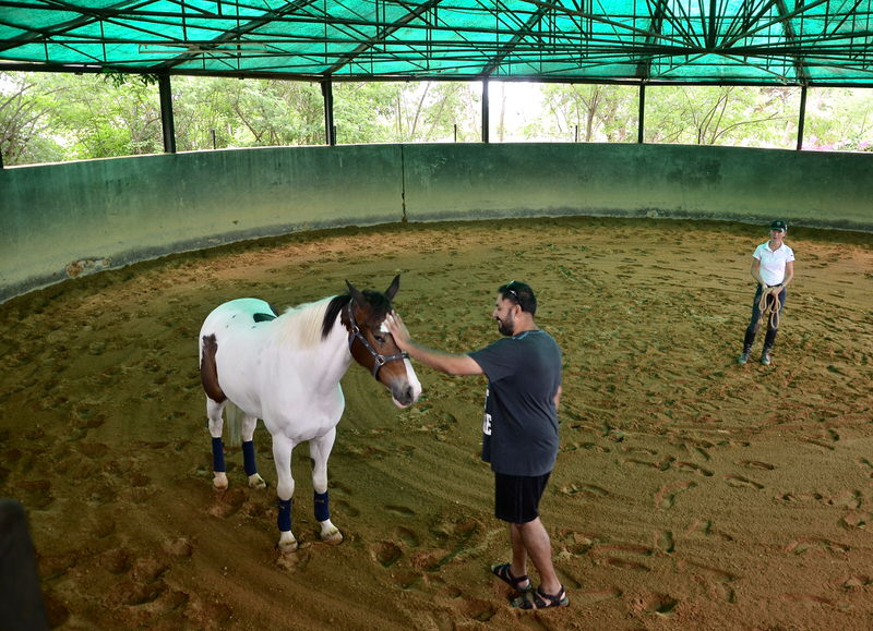 Embassy International Riding School, Bangalore