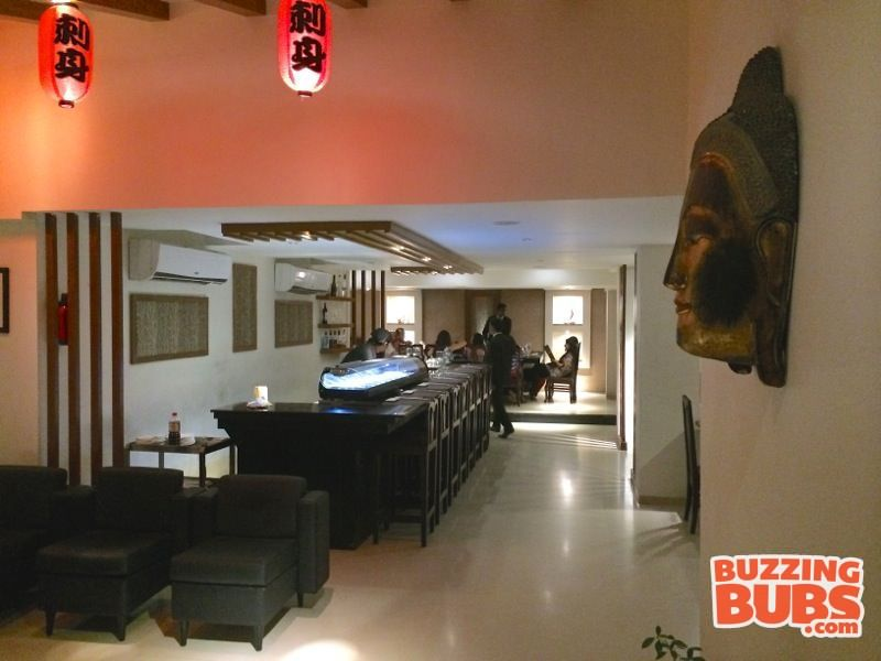 Interiors - Teppan, Ulsoor, kid friendly restaurant
