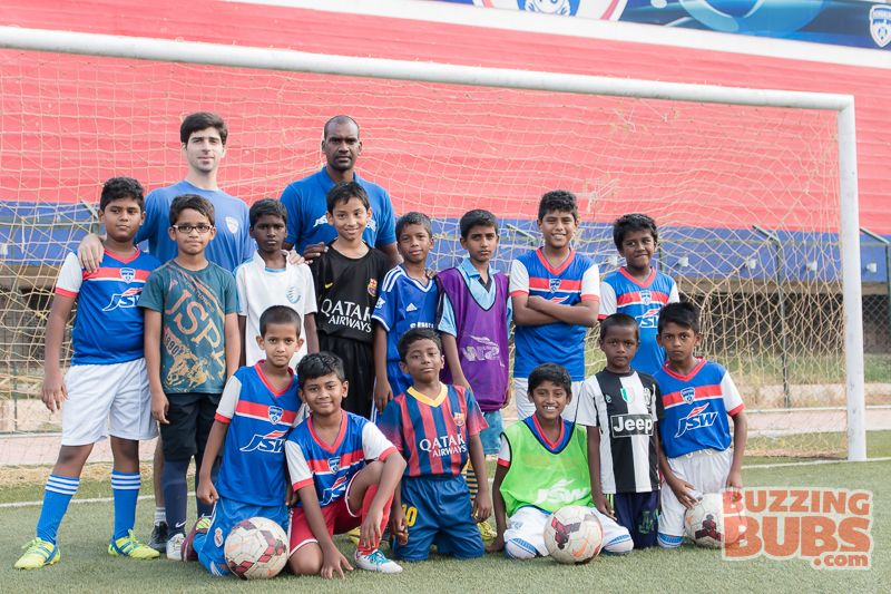 Bangalore Footbal,BFC Elite Club,Student Coach
