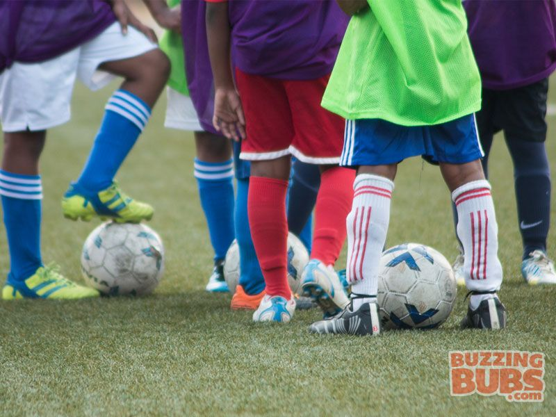 Bangalore, Footbal, BFC Elite Club, StudentsGettingReady