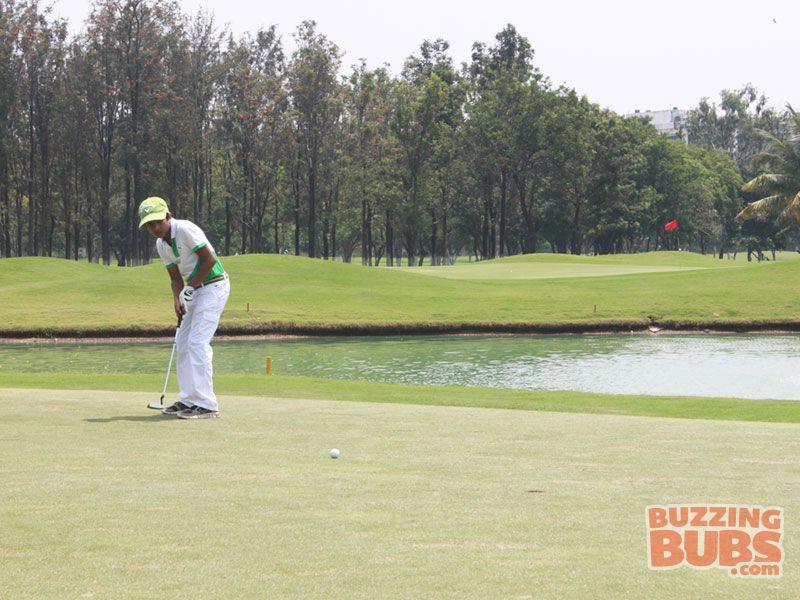 Rahul Ganapathy on Golf coaching for kid, Junior Golf Program
