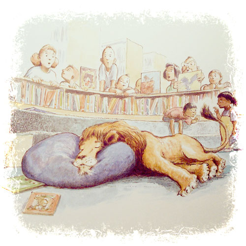 library-lion-02