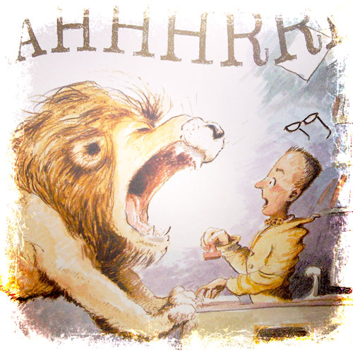 Library Lion Breaking The Rules Childrens Book Review